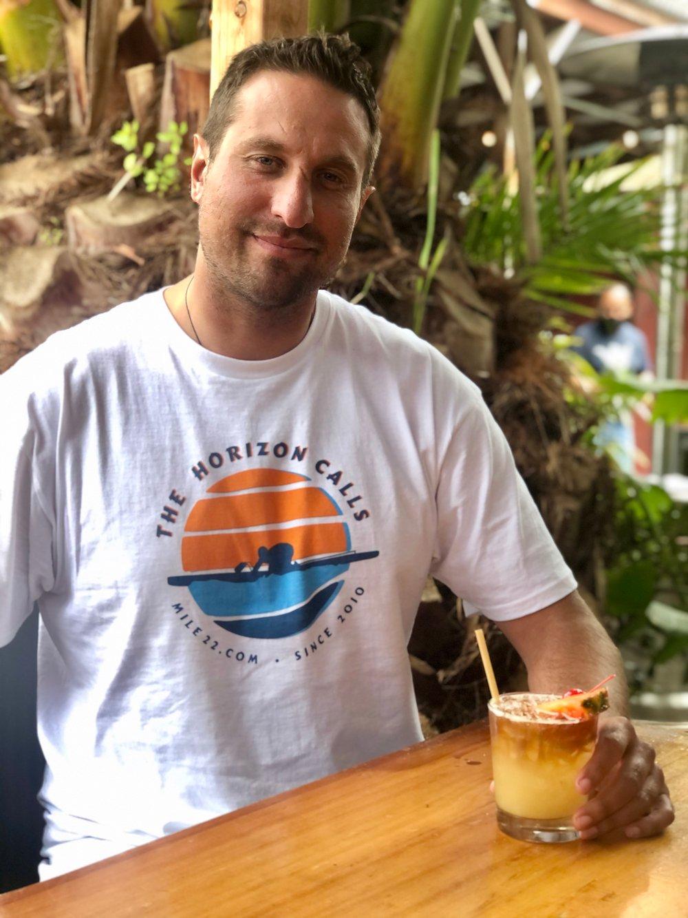 Image of Horizon T-shirt