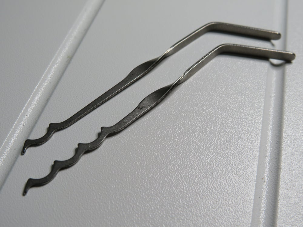 Image of Stainless Steel Agency Set