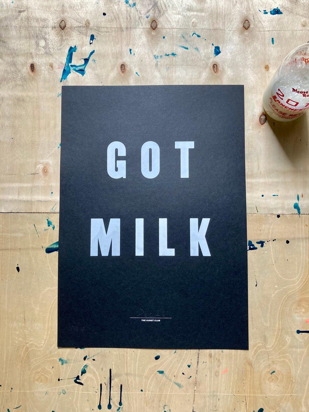 Image of Got Milk