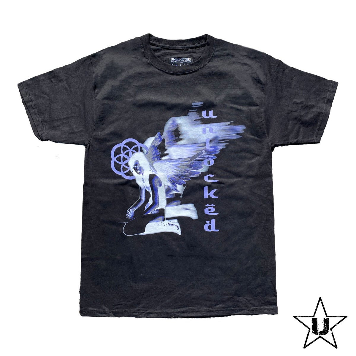 Image of Angelic being shirt