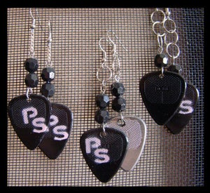 Image of PS earrings