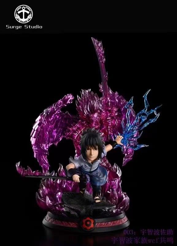 Image of [Pre-Order]Surge Studio WCF Series Sasuke Resin Statue