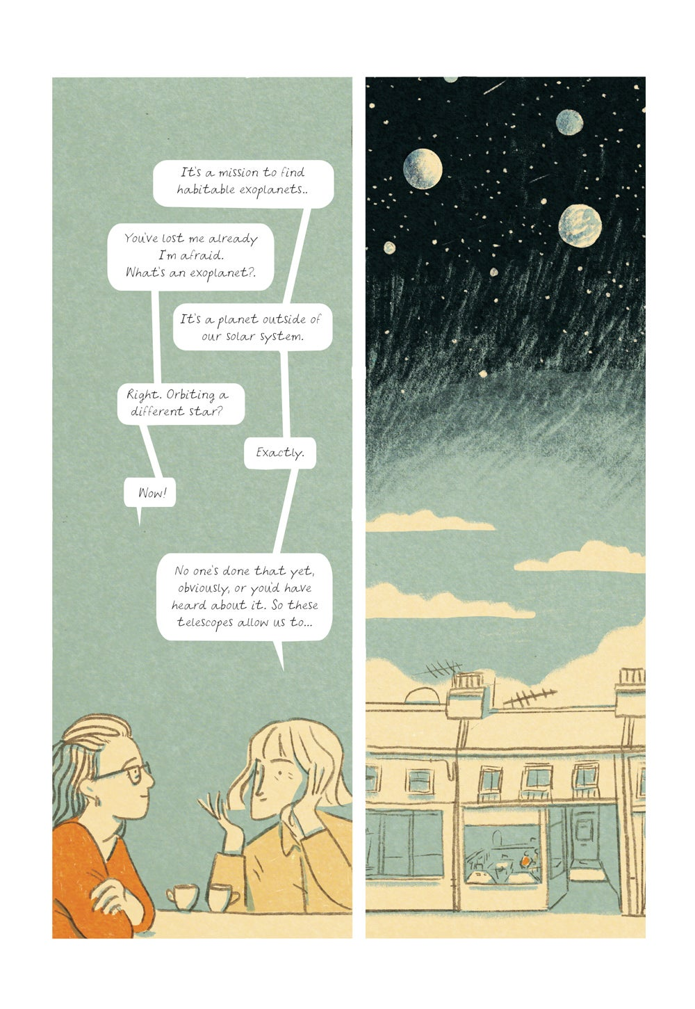 Pre-order - Lights, Planets, People! by Molly Naylor & Lizzy Stewart
