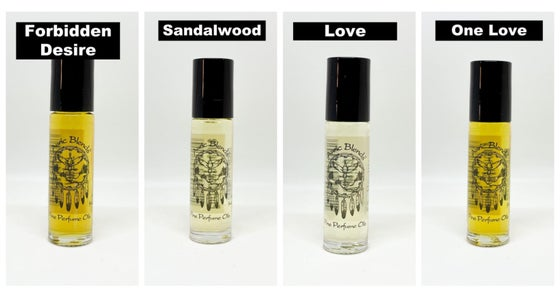 Image of 'Love' Auric Blends Roll-On Perfume