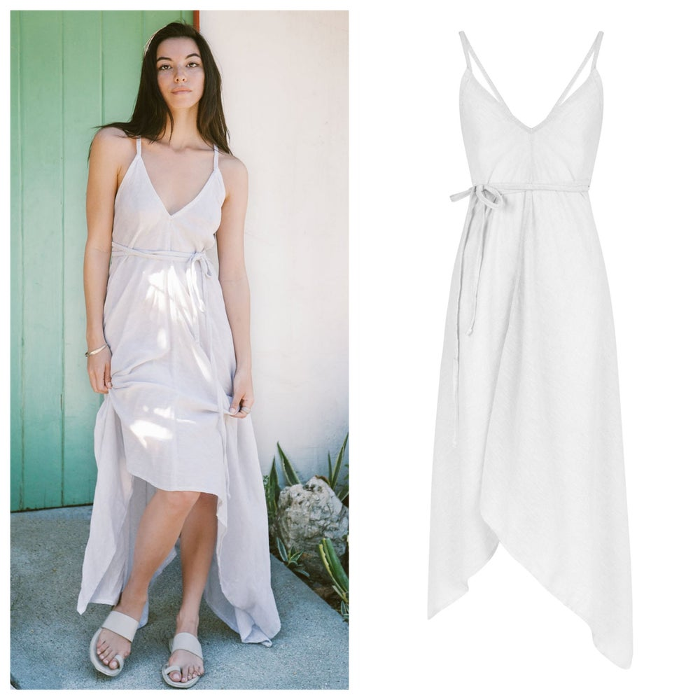 Image of COVER UP MAXI DRESS