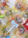 Hamjin Lollipop Acrylic Charms