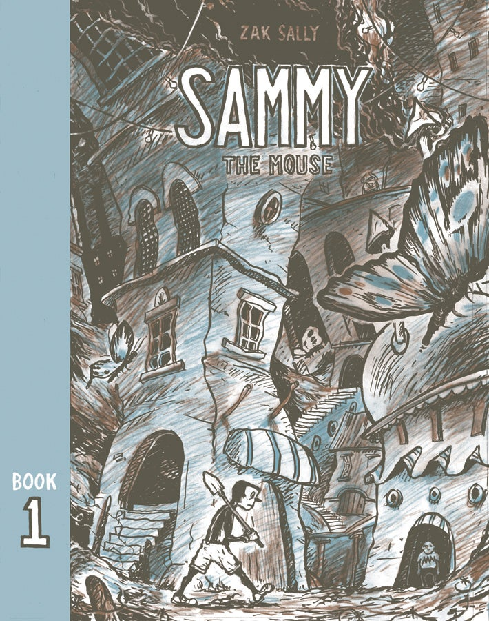 Image of SAMMY the MOUSE Vol. 1