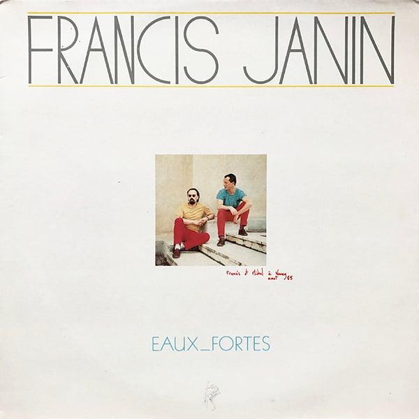 Francis Janin - Eaux_Fortes (Private - 1983)