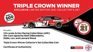 Image of 2021 Triple Crown Collector's Set