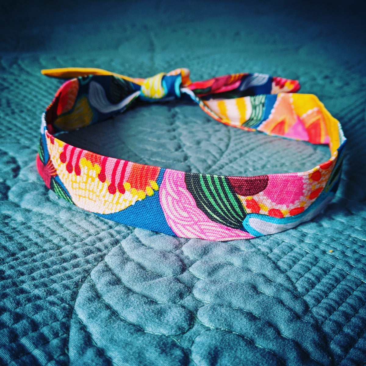 Image of Multipurpose Tie - Sunshine