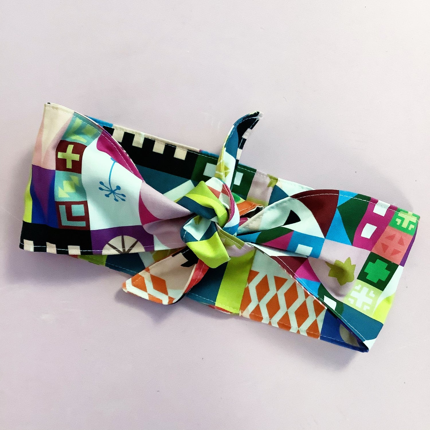 Realm Hair Tie with Free Postage