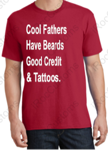 Image of Cool Fathers Have....