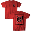 UNSANCTIONED PRO-DIGITAL SHIRT (RED)