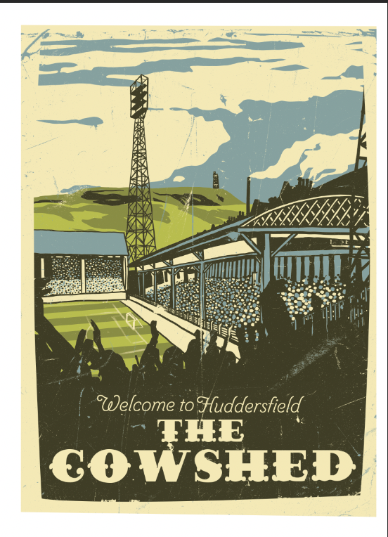 HTAFC Cowshed