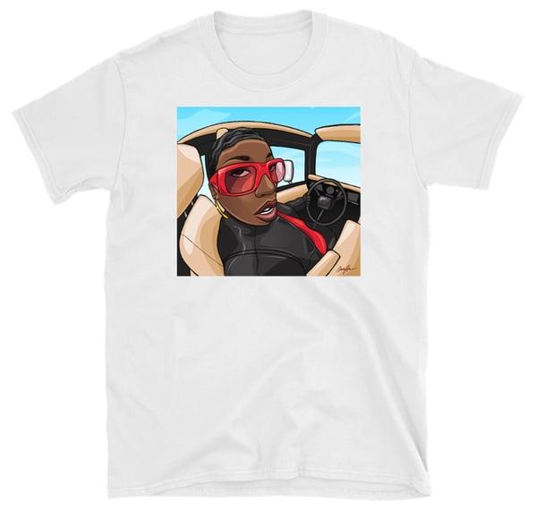 Image of Beep Beep (White T-Shirt)