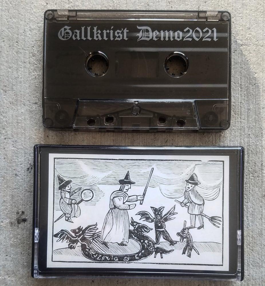 Image of Gallkrist Demo 2021