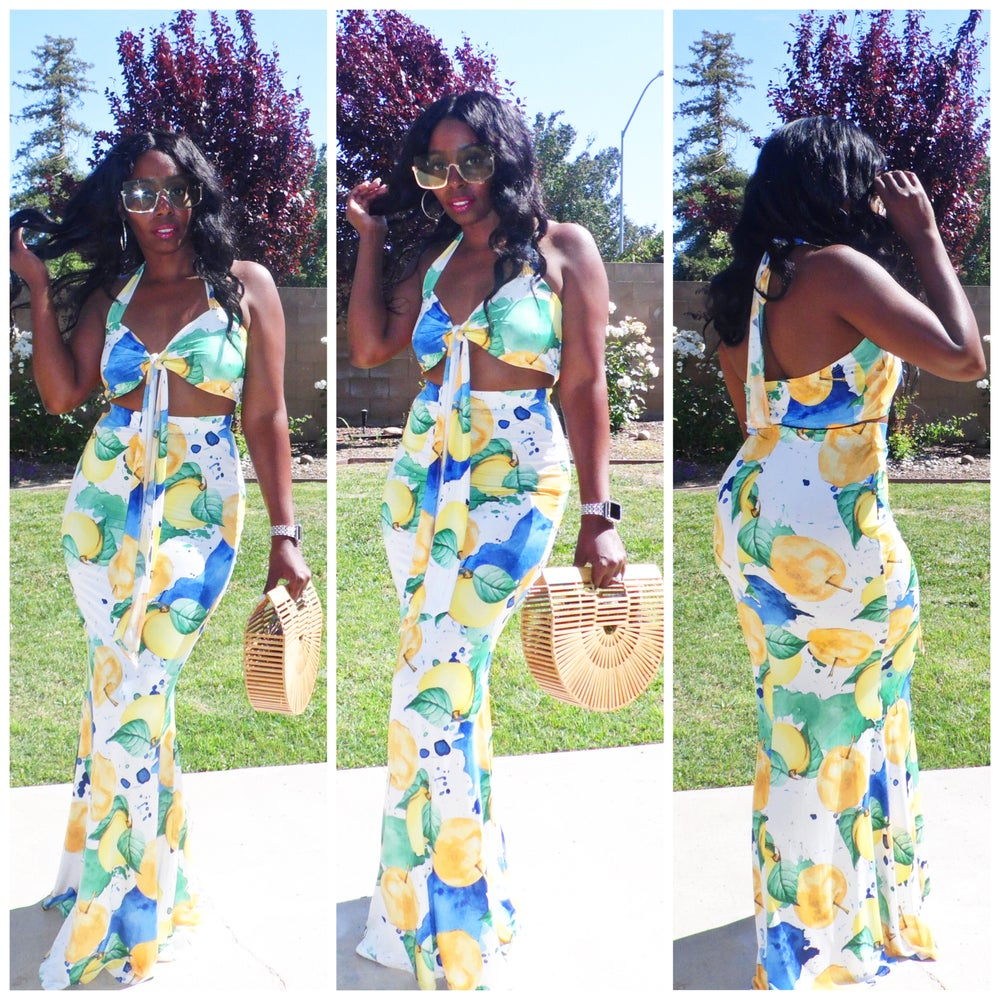 Image of MAIN SQUEEZE SKIRT SET
