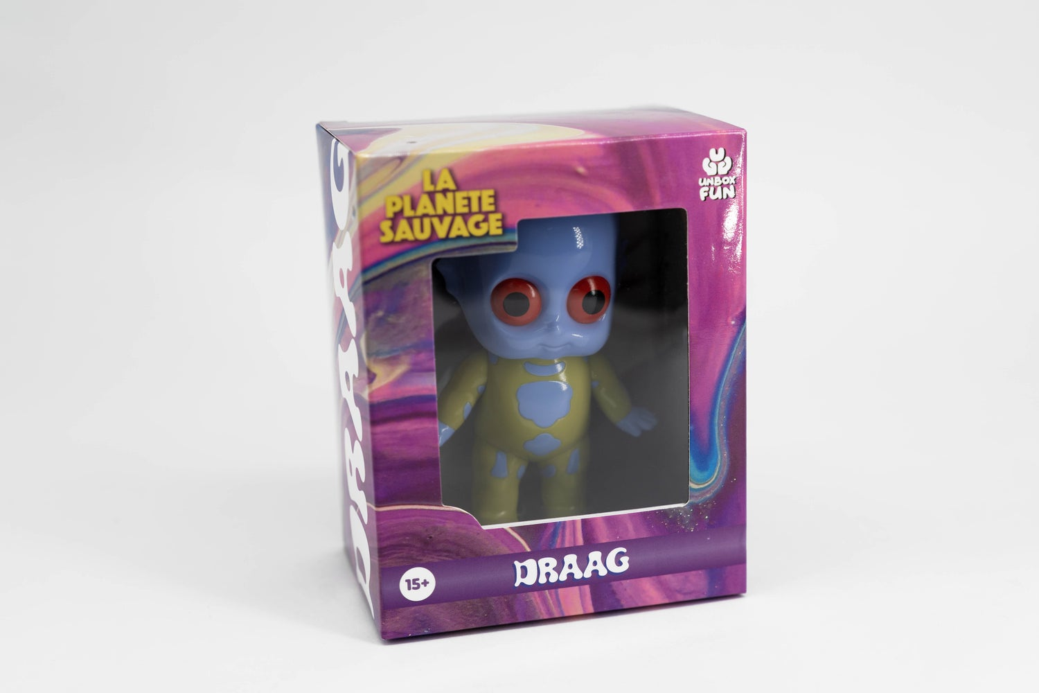 Image of FANTASTIC PLANET DRAAGS GREEN EDITION