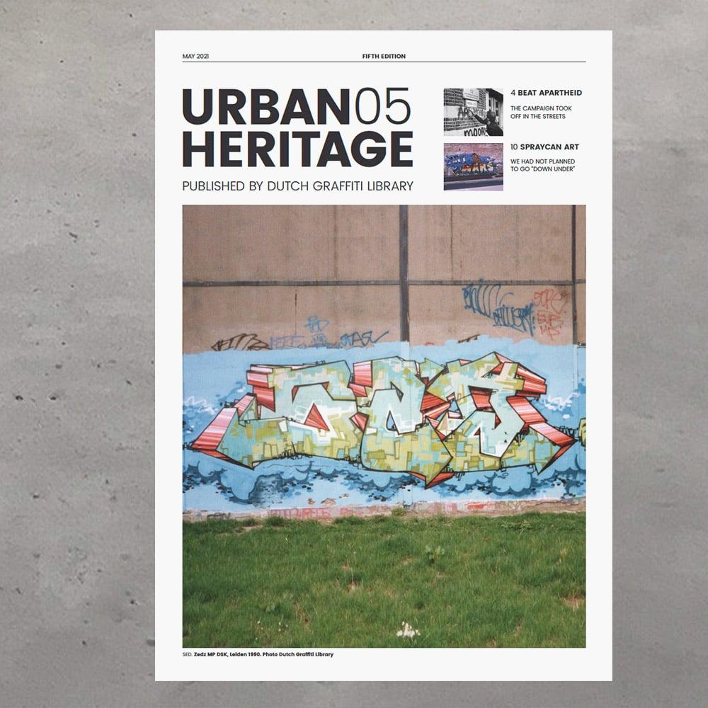 Image of Urban Heritage #05