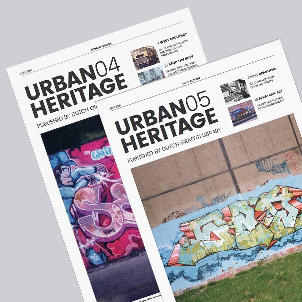 Image of Urban Heritage package  #04 - #05