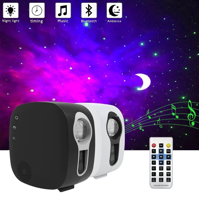 Starry Sky Projector (New Version- Bluetooth) FREE SHIPPING