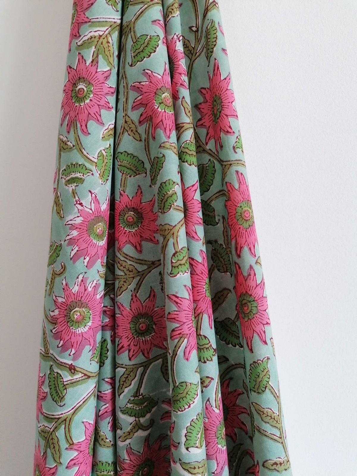 Image of Namasté fabric althéa