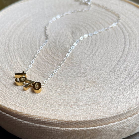 Image of Great Date Necklace