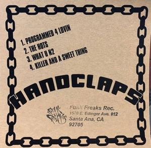 "Image of Pre Sale 12"" Handclaps EP"
