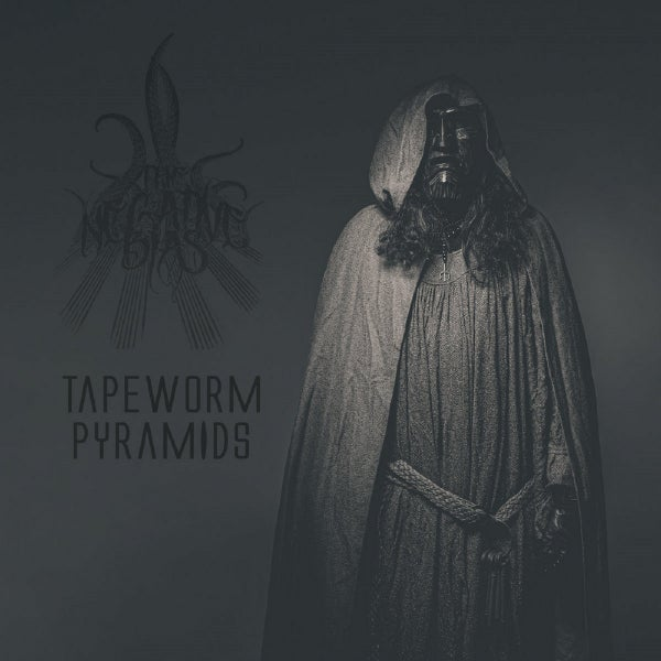 "Image of THE NEGATIVE BIAS ""Tapeworm Pyramids"" 12"""