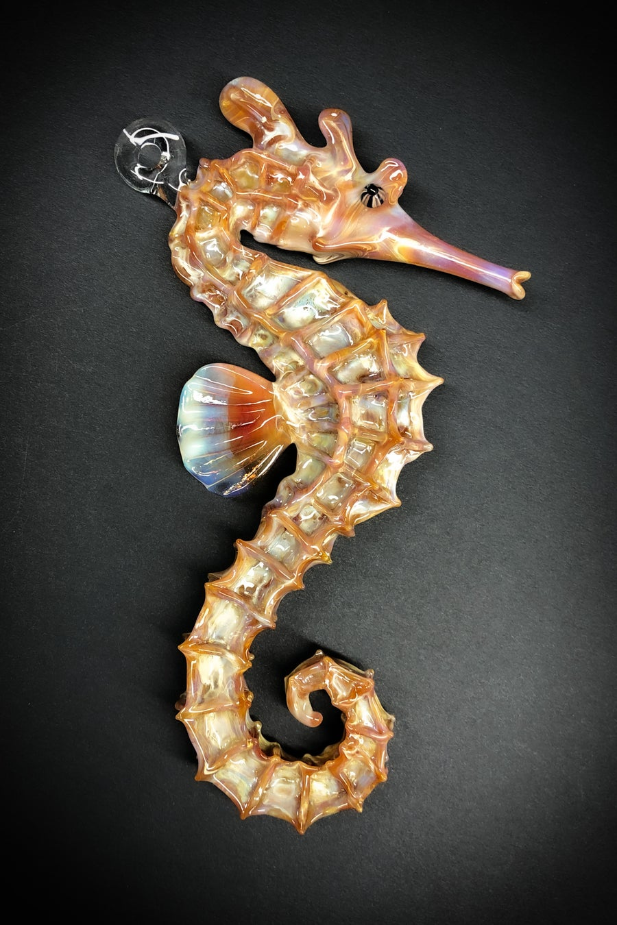 Image of Seahorse ornament