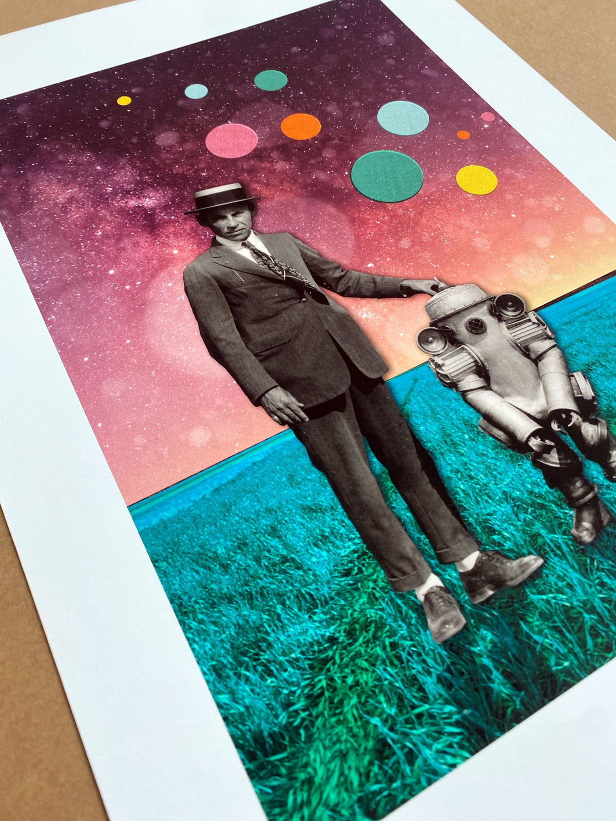 Man and Son // LIMITED EDITION PRINT