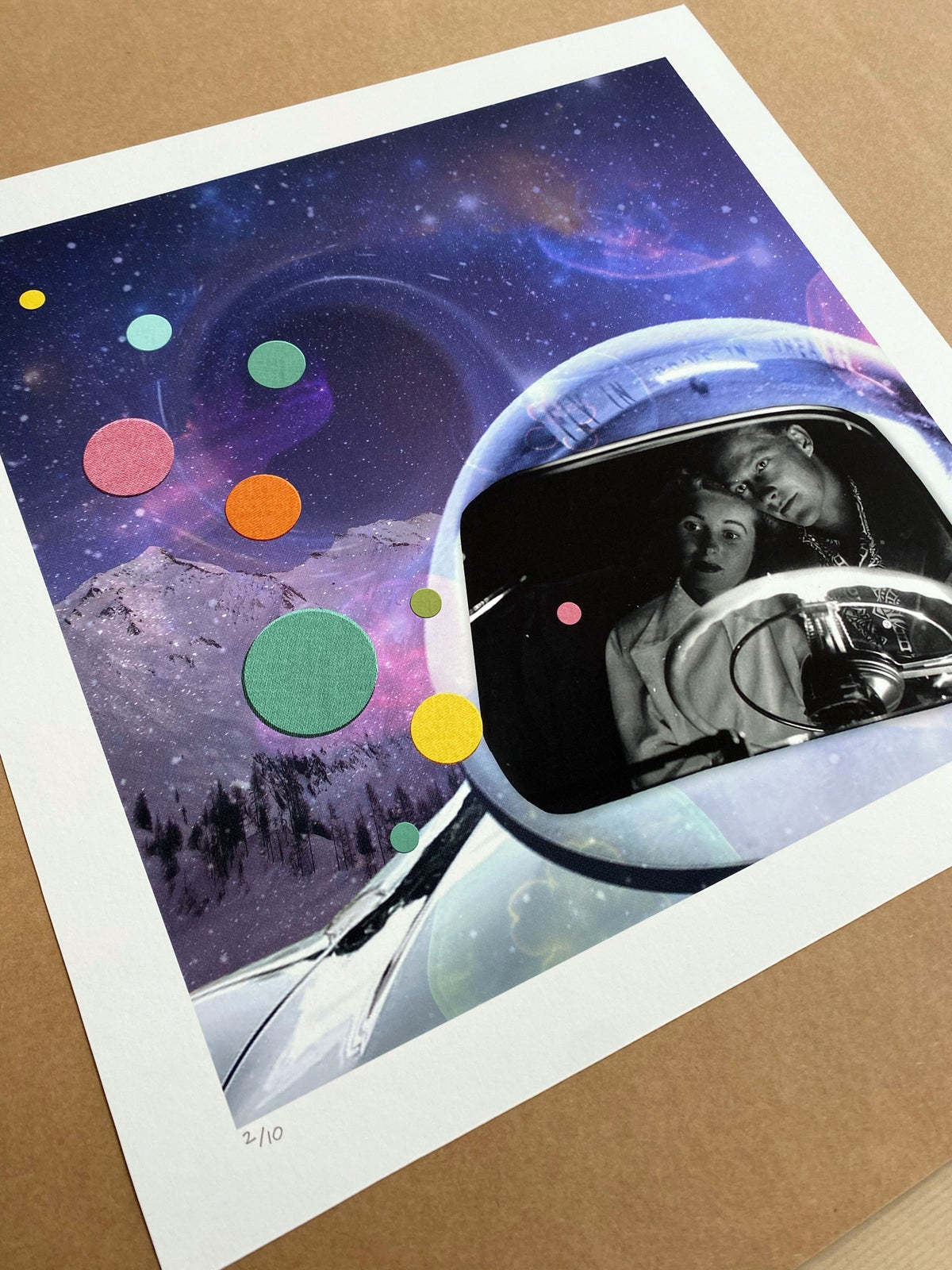 Fly By Drive In Theatre // LIMITED EDITION PRINT