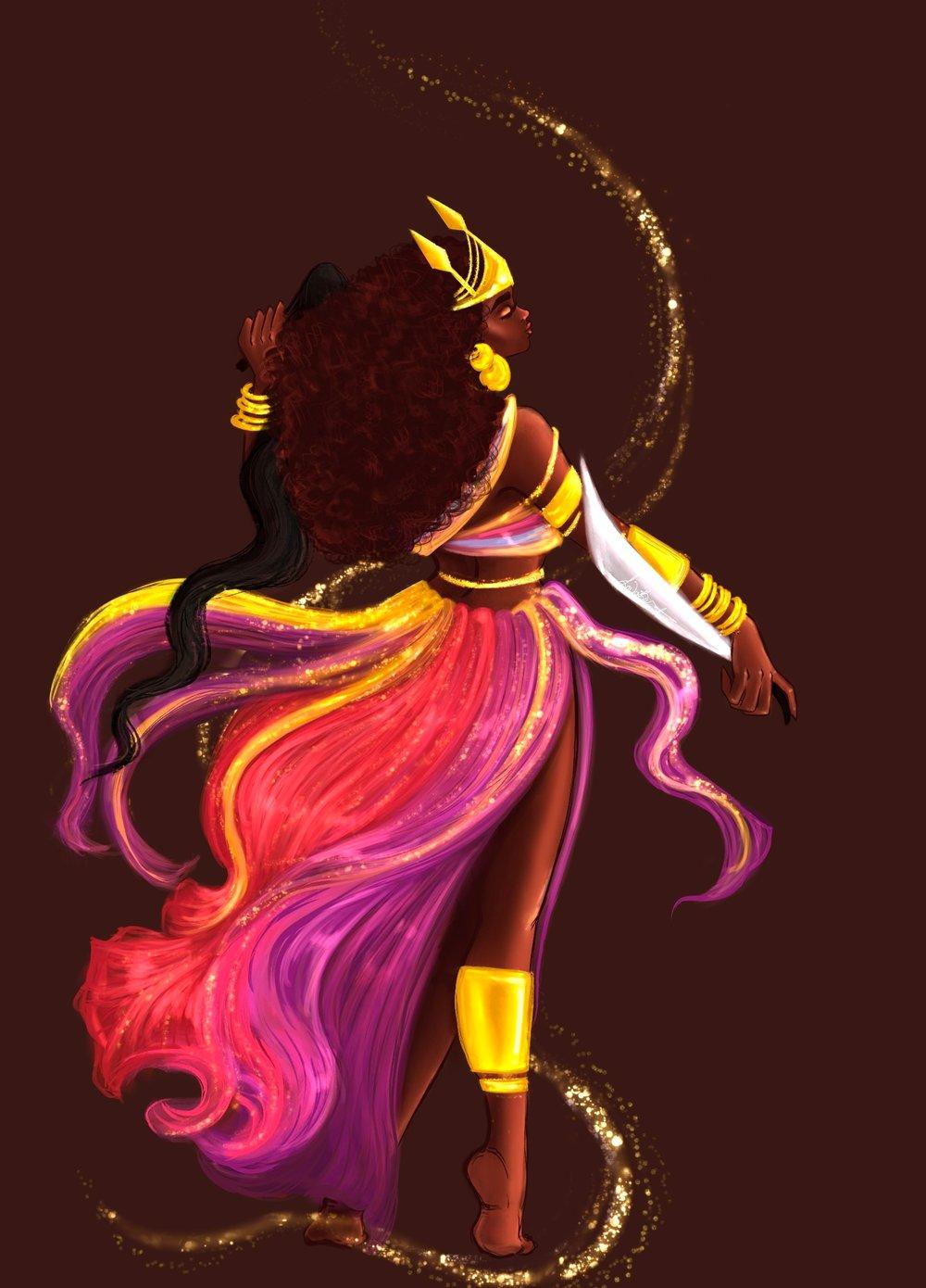 Yoruba Goddesses