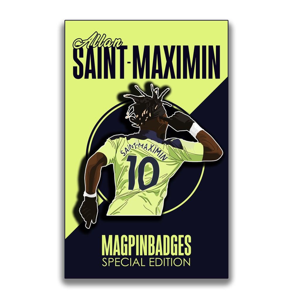 Allan Saint-Maximin