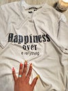 Happiness over EVERYTHING