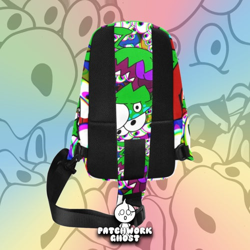 Image of Blinky All Over Print Chestbag
