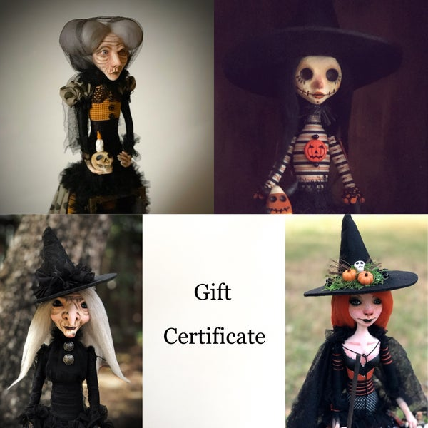 Image of Gift Certificate - Reserved for Nancy