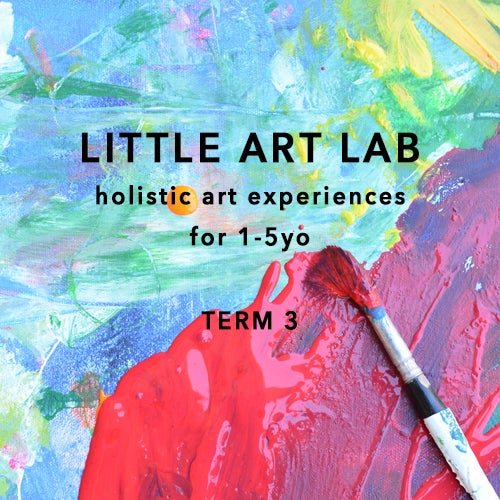 Image of Little Art Lab Term 3