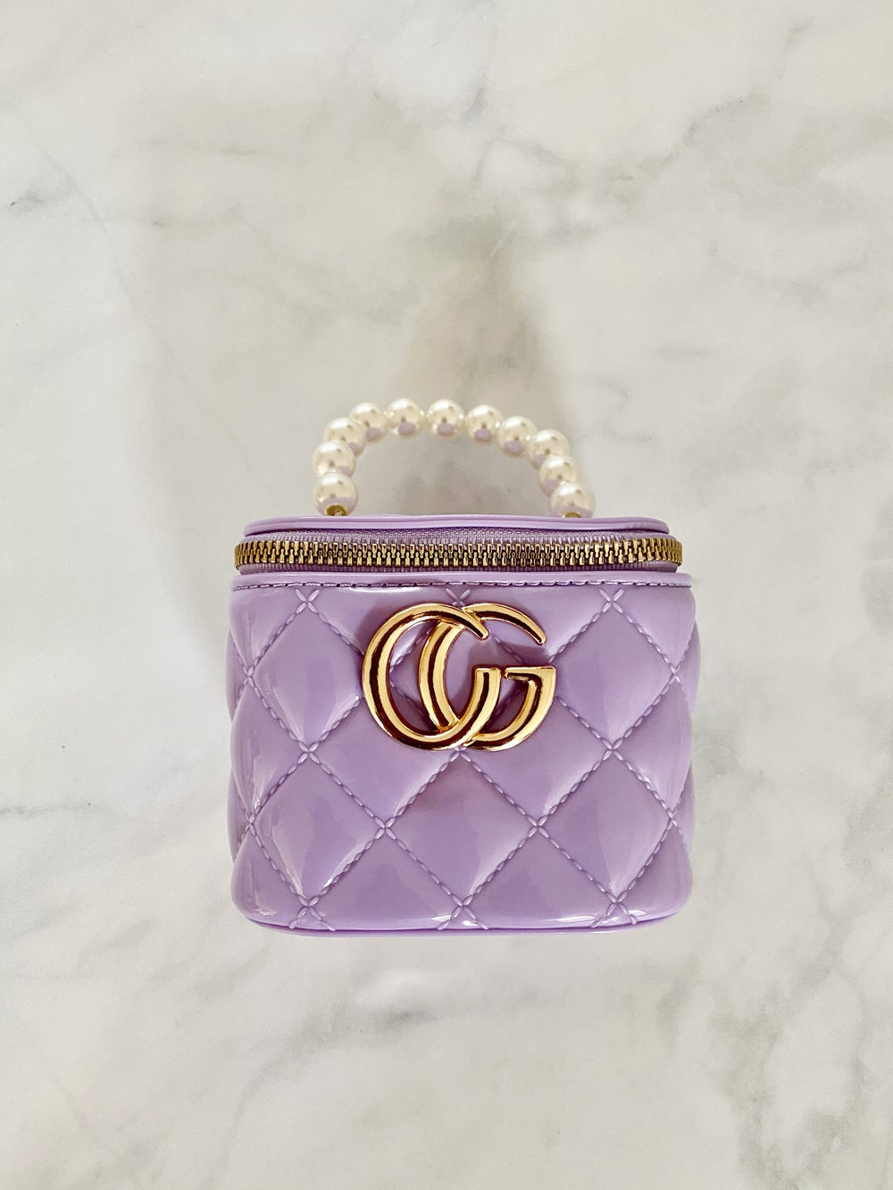 Stay Trending Mini Bag (Purple)