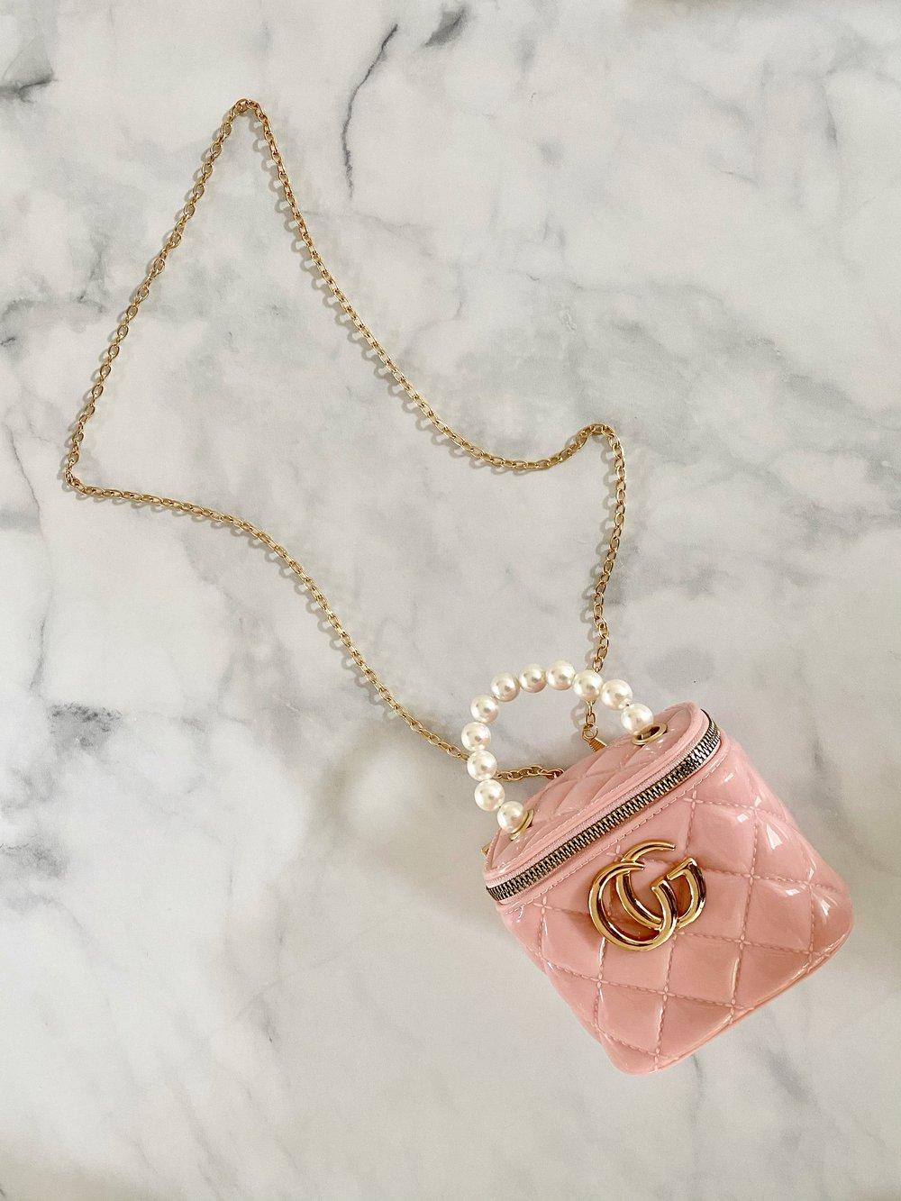 Stay Trending Mini Bag (Pink)