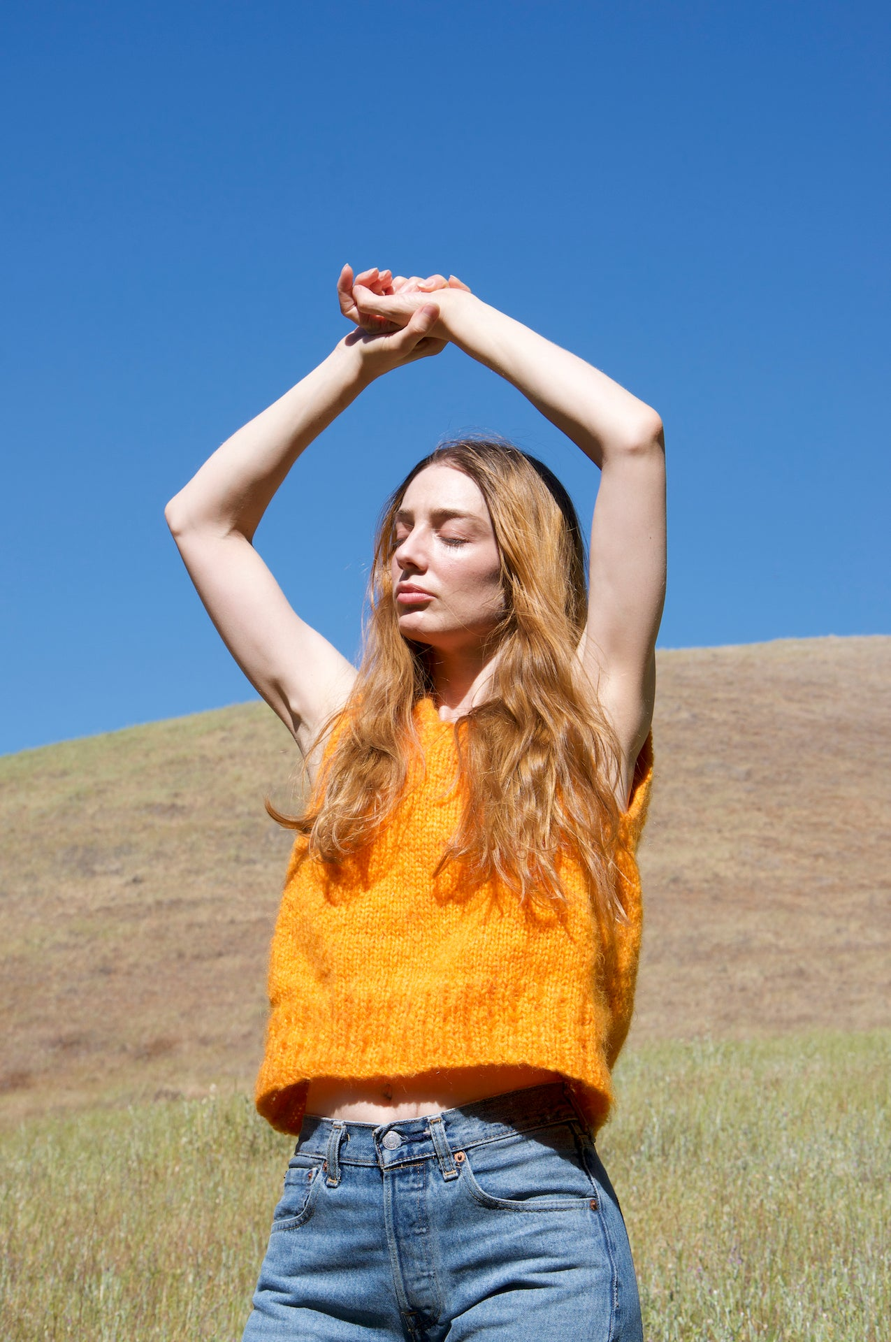Image of Orange Vest