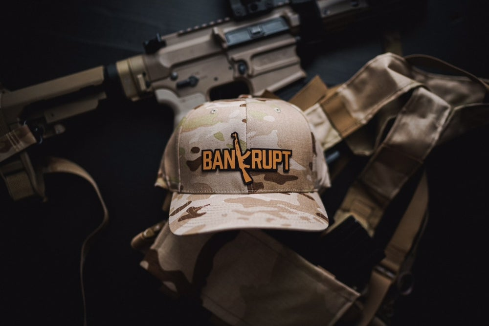 """Image of """"Bankrupt"""" Real Dirty Harry™ Hats"""