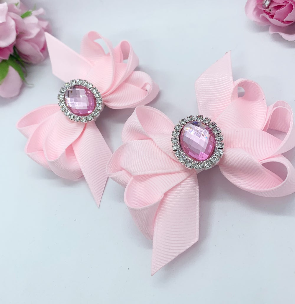 Image of Pink Bella boo's