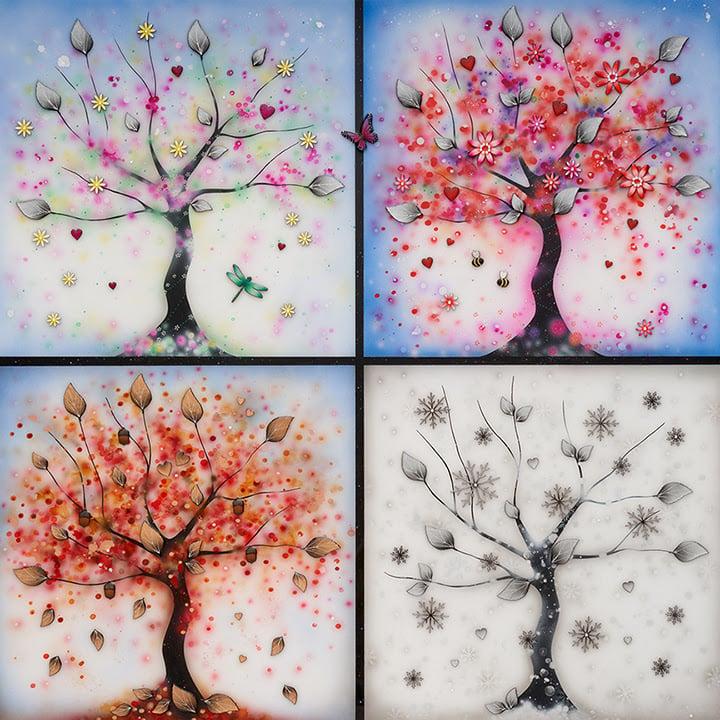 "Kealey Farmer ""Four Seasons"""