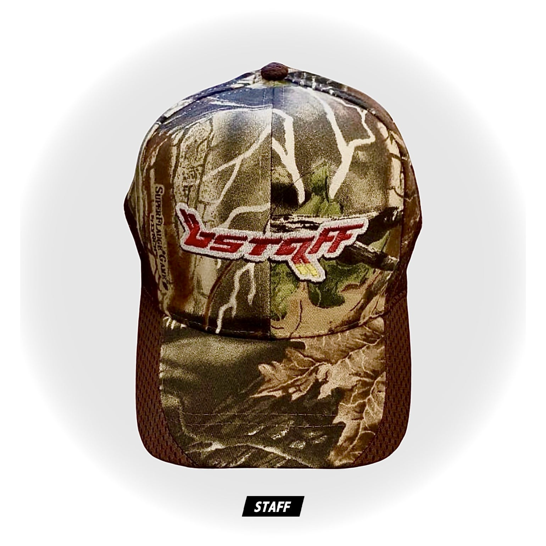 Image of Camo Logo Hat