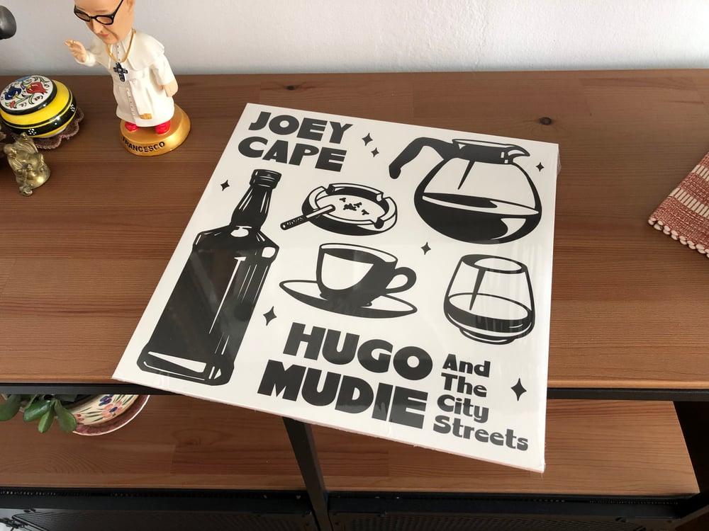 "Image de Joey Cape / H.Mudie & The City Streets split 12'' ( Clear ""Relish-Moutarde"" )"