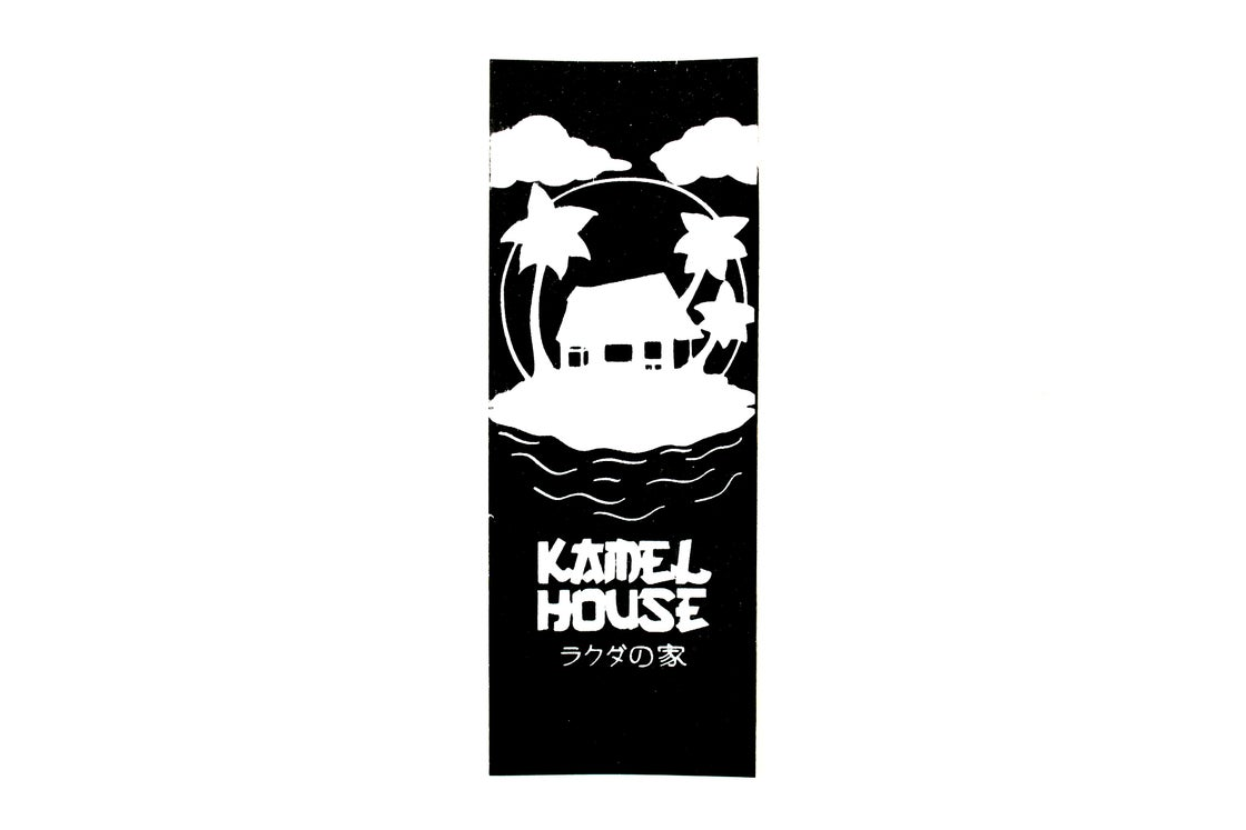 Image of KAMEL HOUSE  NEGATIVE