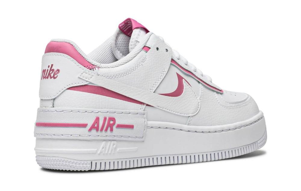"Nike Air Force 1 Shadow ""White Magic Flamingo"""