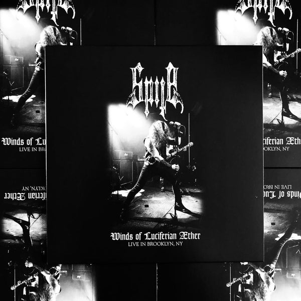 """Image of Spite """"Winds of Luciferian Æther"""" LP"""