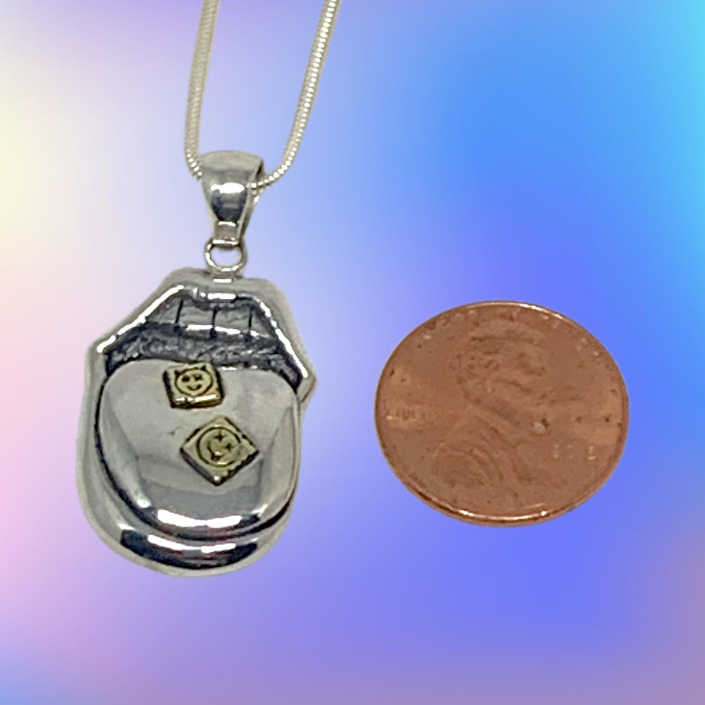 Image of Double Dose Pendant